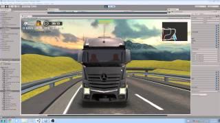 getlinkyoutube.com-Development of Grand Truck Simulator - Road Train / Bitrem