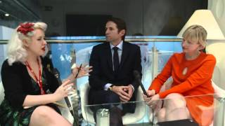 Mobile World Congress 2016: Jimmy Maymann and Allie Kline, AOL