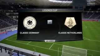 FIFA 15 Germany Classic vs Netherlands Classic