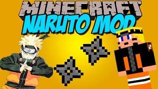 getlinkyoutube.com-NARUTO MOD - Se Jocague!! en minecraft! - Minecraft mod 1.7.10 Review ESPAÑOL