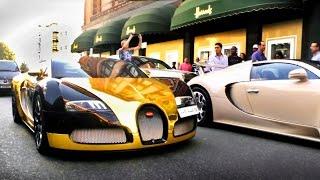getlinkyoutube.com-The Arab Supercar Invasion of London - Summer 2014