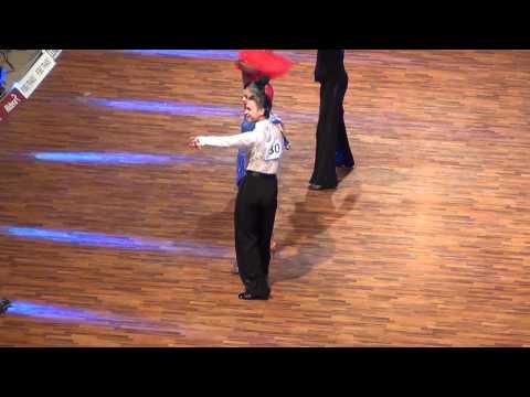 Grand Slam Latin 2011: Andrey Gusev - Elizaveta Cherevichnaya - Rumba Semifinal