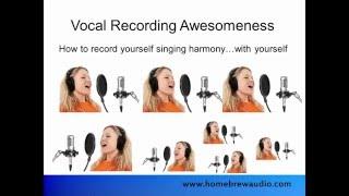 getlinkyoutube.com-Harmony Recording Awesomeness - Sing Harmony With Yourself