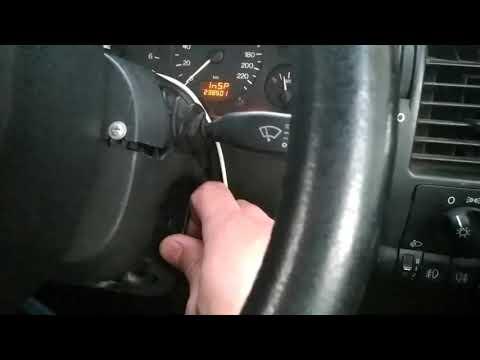 Застрял ключ! Как вытащить ключ из замка зажигания