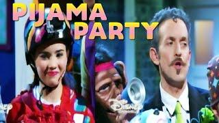 getlinkyoutube.com-Pijama Party - Atico del Miedo - Random Game