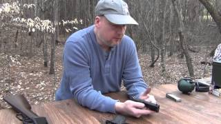 getlinkyoutube.com-Smith & Wesson M&P 9 Shield - Field Strip and Review