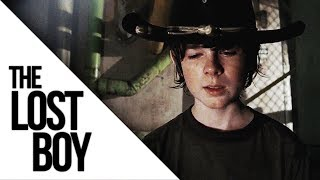 getlinkyoutube.com-(TWD) Carl Grimes || The Lost Boy