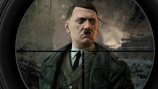 getlinkyoutube.com-Sniper Elite 3 - All Death Scenes On Hitler