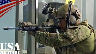 getlinkyoutube.com-特殊部隊グリーンベレーのCQB(近接戦闘)・第7特殊部隊グループ - Special Forces Green Berets, Close Quarters Battle