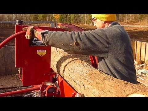 Dan's Wood Processor