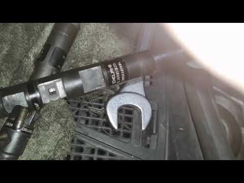 Не заводится дизель Renault Kangoo 1.5 dci Перед разбором форсунки просмотрите коментарии!