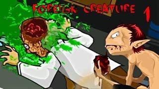 getlinkyoutube.com-[EP.1]Foreign Creature | อันตราย!! สัตว์ทดลองบุกโลก zbing z.