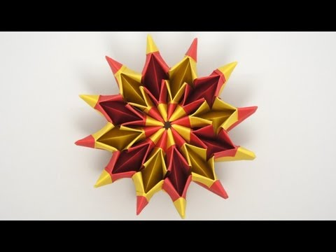 Origami Fireworks (Yami Yamauchi) - remake
