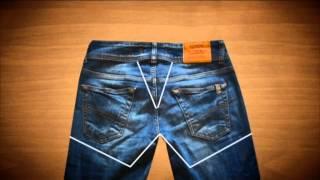 getlinkyoutube.com-Делаем из старых джинсов модную жилетку - Все буде добре - Выпуск 425 - 14.07.2014