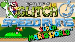 getlinkyoutube.com-Super Mario World Speedrun - Son Of A Glitch Speedruns - Episode 1