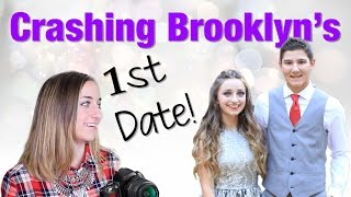 getlinkyoutube.com-Bailey and Mindy Crash Brooklyn's 1st Date?