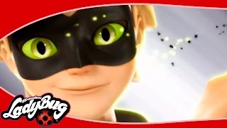 getlinkyoutube.com-Miraculous Ladybug - Cat Noir Transformation
