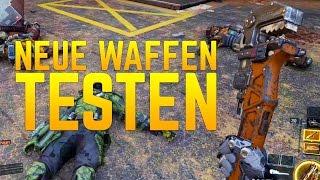 getlinkyoutube.com-Black Ops 3: NEUE WAFFEN im privaten Spiel testen! (Schraubenschlüssel/Butterfly Messer)