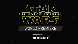 getlinkyoutube.com-Star Wars: The Force Awakens World Premiere Red Carpet
