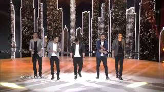 getlinkyoutube.com-MBC The X Factor -The Five  -إنتي- العروض المباشرة