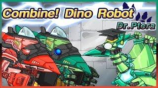 getlinkyoutube.com-Megalosaurus Dr.Ptera Dino Robot - Full Game Play - 1080 HD