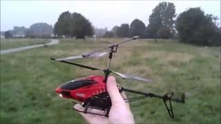 getlinkyoutube.com-VIDEO REVIEW: Revell Argus RC Camera Helicopter