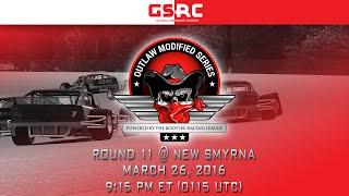 getlinkyoutube.com-Bootleg Racing League's Outlaw Modified Series - 2016 Season 1 Round 11 - New Smyrna