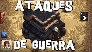 Ataques de Guerra con Ayuntamiento 9 | Ataques #22 | Descubriendo Clash of Clans