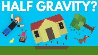 Why We Shouldn't Cut Gravity In Half width=