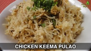 Chicken Keema Pulao..