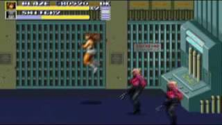 Streets of Rage 3 - Blaze - Stage 6 1/2