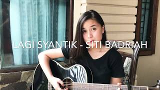 Lagi Syantik   Siti Badriah (short Cover By Chintya Gabriella)