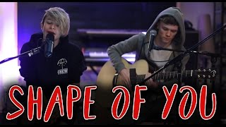 getlinkyoutube.com-Ed Sheeran - Shape Of You (Bars and Melody Cover)