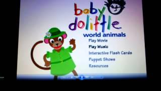 baby dolittle- World Animals
