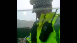 Police Scotland 'Pirates' lying about Common Law, trying to rob this guy!.NO CONSENT!