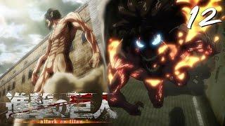 Attack on Titan : ดับเบิ้ลไททันเอเลน!! VS ไททันลิงง - Part 11+1 Feat.Evagamer