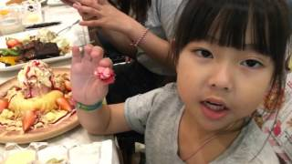 getlinkyoutube.com-โมนิคโมเน่ Playtime : Bake A wish บุฟเฟ่ต์เค้ก