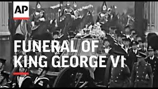 getlinkyoutube.com-FUNERAL OF KING GEORGE VI