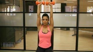 getlinkyoutube.com-Upper Body Exercises in Broken Leg Recovery : Total Workout Tips