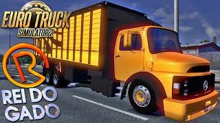 getlinkyoutube.com-Euro Truck Simulator 2 - O Rei do Gado