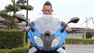getlinkyoutube.com-BMW Motorrad R1200RS 【exhaust note】
