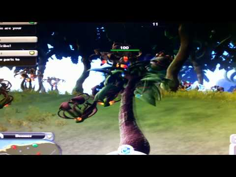 SPORE Kill Big Monster