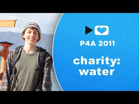 charity: water - Project for Awesome & Nintendo 3DS Blog
