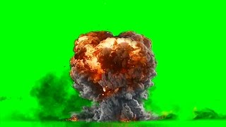 getlinkyoutube.com-GREEN SCREEN EXPLOSION
