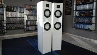 getlinkyoutube.com-Klangwunder in der Mittelklasse ? Die Gauder Akustik Arcona 80 im Test