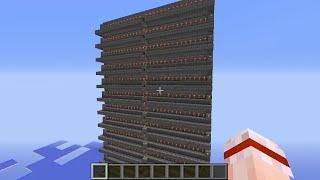getlinkyoutube.com-【毎時29,000item】もはや実用性しかない新型ピストンふるい式トラップタワーを作ってみた