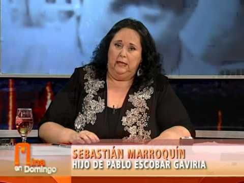 Parte 4 ENTREVISTA A SEBASTIÁN MARROQUÍN - Hijo de Pablo Escobar Gaviria