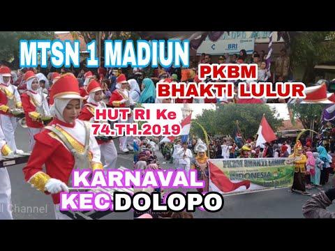 Drumband MTsN 1 Madiun