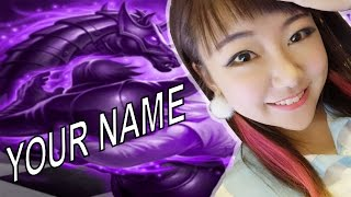 Eloise reacts to longest name in Africa [Hearthstone]