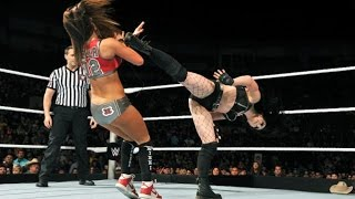 getlinkyoutube.com-WWE Main Event 01.06.15 Paige vs. Nikki Bella (720p)